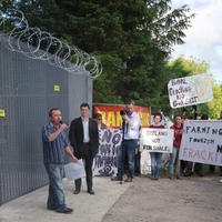 69-21-07-2014  ; Fracking protest in Belcoo Co Fermanagh 100