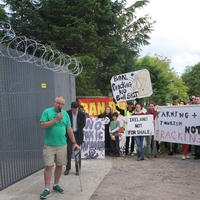 72-21-07-2014  ; Fracking protest in Belcoo Co Fermanagh 105