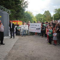 74-21-07-2014  ; Fracking protest in Belcoo Co Fermanagh 108