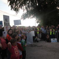 80-21-07-2014  ; Fracking protest in Belcoo Co Fermanagh 117