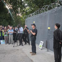 81-21-07-2014  ; Fracking protest in Belcoo Co Fermanagh 120