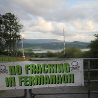 83-21-07-2014  ; Fracking protest in Belcoo Co Fermanagh 123