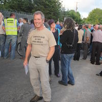84-21-07-2014  ; Fracking protest in Belcoo Co Fermanagh 124