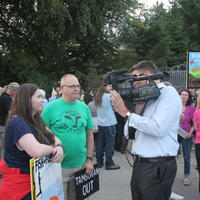 85-21-07-2014  ; Fracking protest in Belcoo Co Fermanagh 126