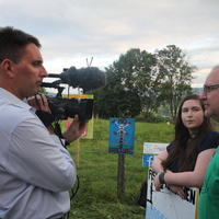 86-21-07-2014  ; Fracking protest in Belcoo Co Fermanagh 128
