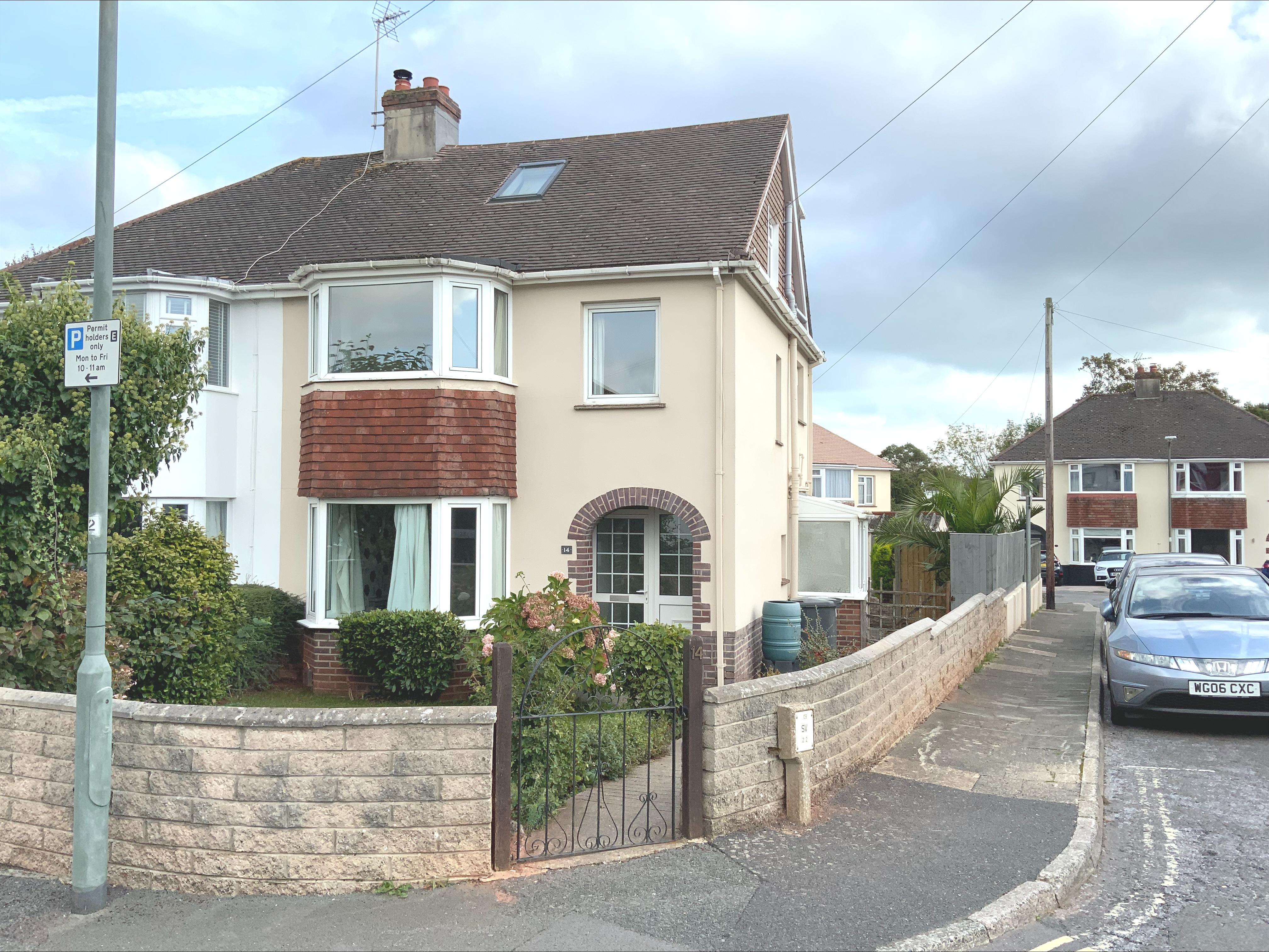 Cadewell Crescent, Shiphay, Torquay