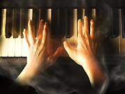 руки пианиста
