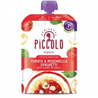 Product image for Sweet Tomato & Mozzarella Spaghetti