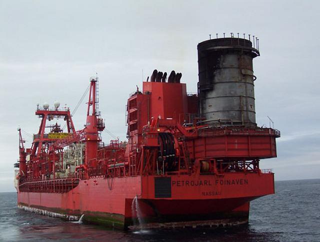 Foinhaven oil field