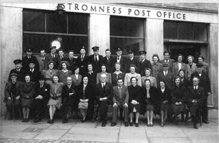 Stromness Post Office
