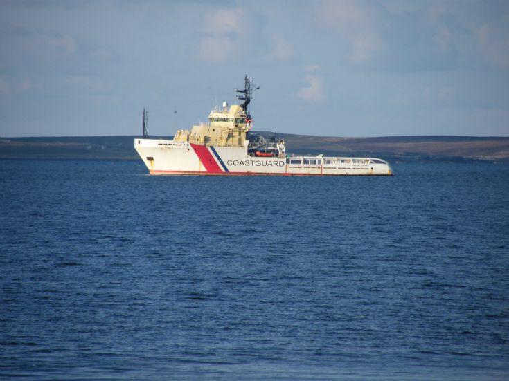 MCA Tug at anchor