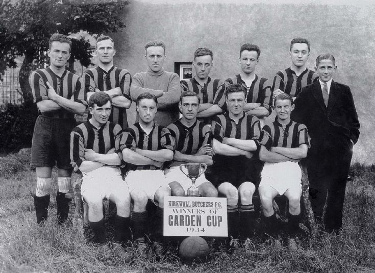 Garden Cup Winners 1934