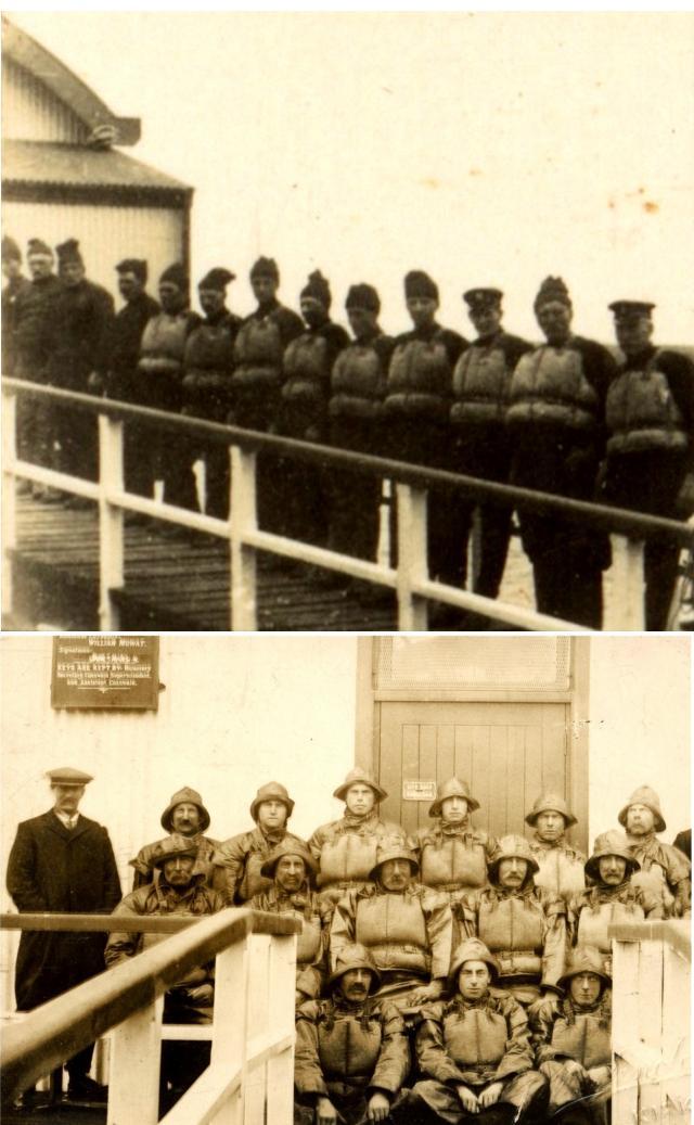 Longhope lifeboat crew, c. 1923