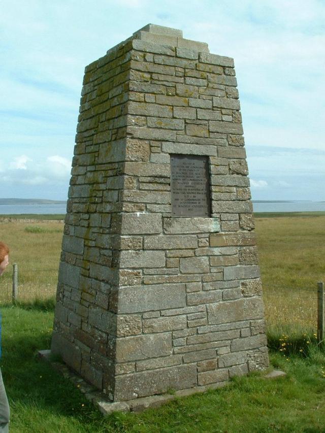 St Magnus Memorial, Egilsay