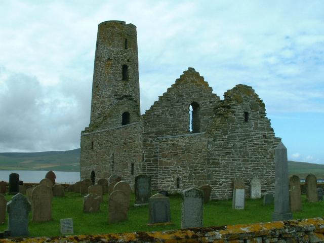 St Magnus's Kirk, Egilsay 2/6