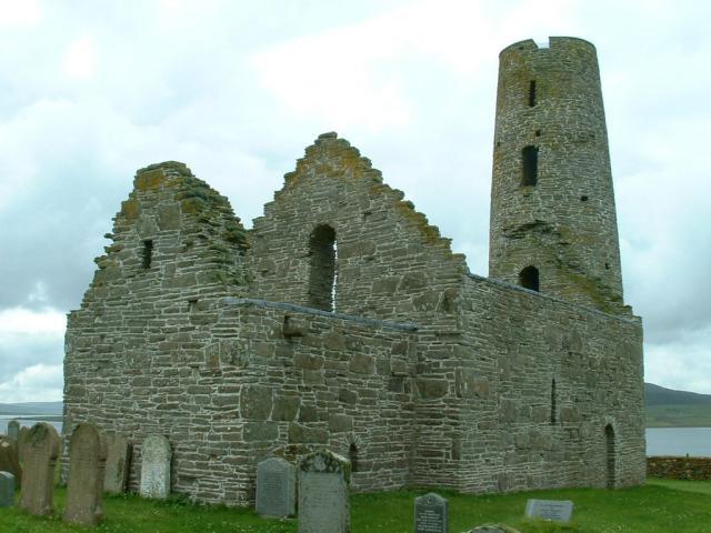 St Magnus's Kirk, Egilsay, 6/6