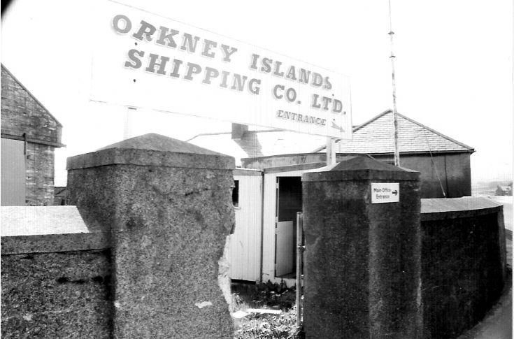 OISC Kiln Corner Entrance