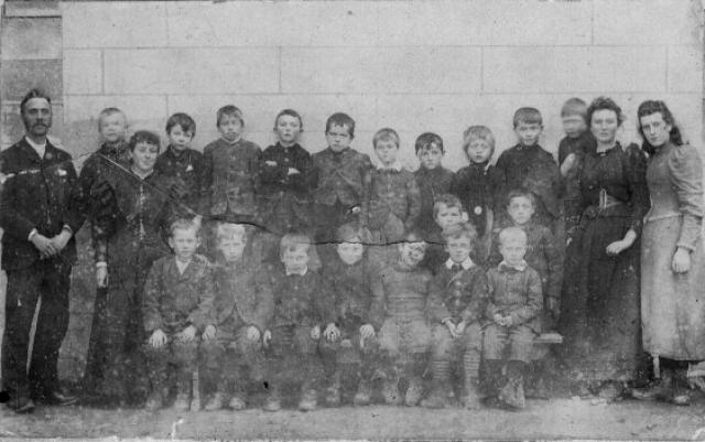 Widewall School, South Ronaldsay