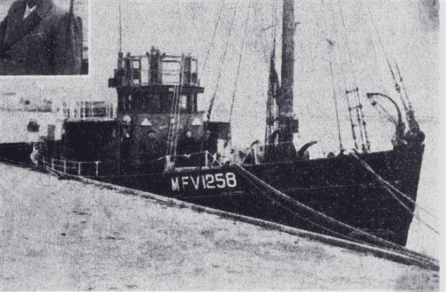 MFV1258, Hoy Head