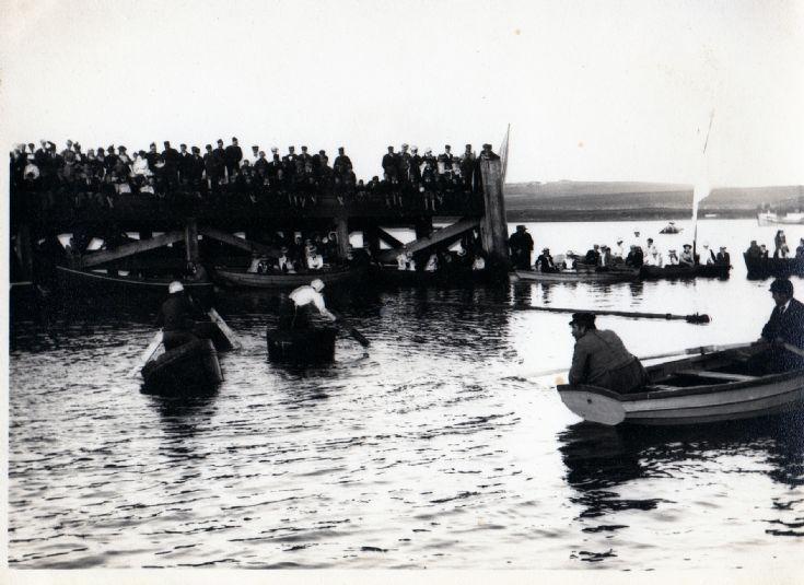 Raft Race - Stromness Harbour