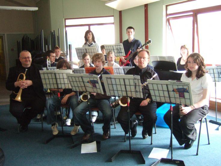 Orkney Schools Swing Band