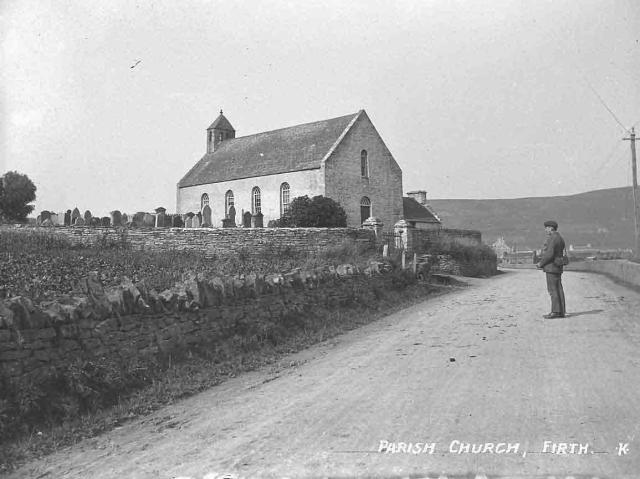Old Firth Parish Church