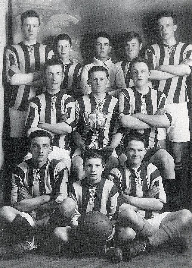 1st Kirkwall Company Boys Brigade Football Team