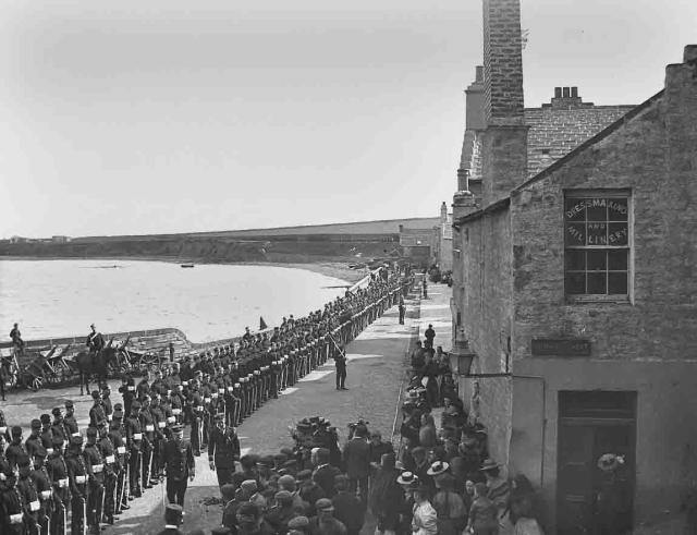 British Channel Fleet in Kirkwall Bay, 1898