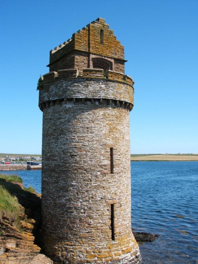 Dishan Tower, Shapinsay