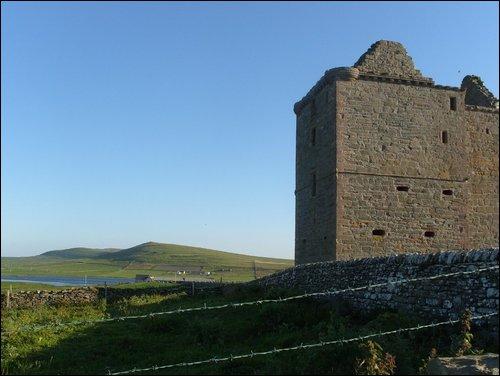 Westray Castle