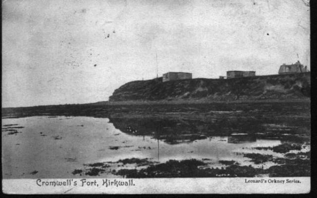 Cromwells Fort, Kirkwall