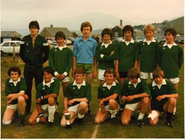 Juvenile East football team