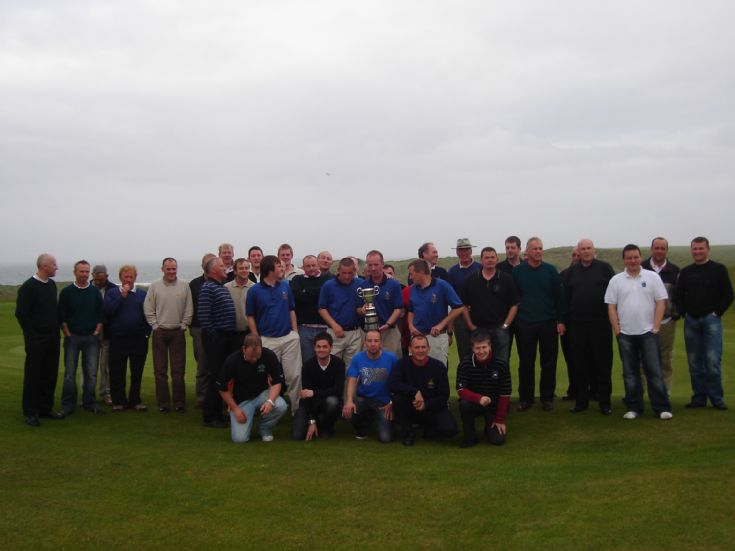 2008 Wilson Cup at Reay GC