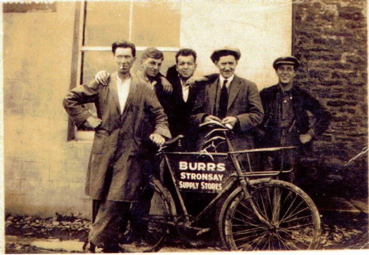 Burrs shop