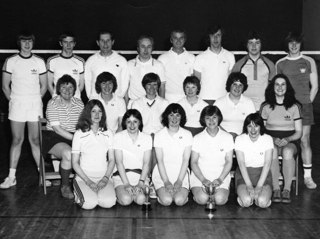 Congregational Badminton Club