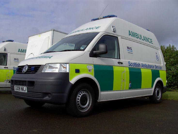New ambulance for Kirkwall?