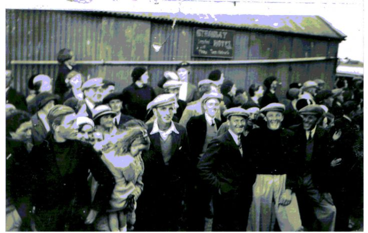 Kirkwall trip to Stronsay