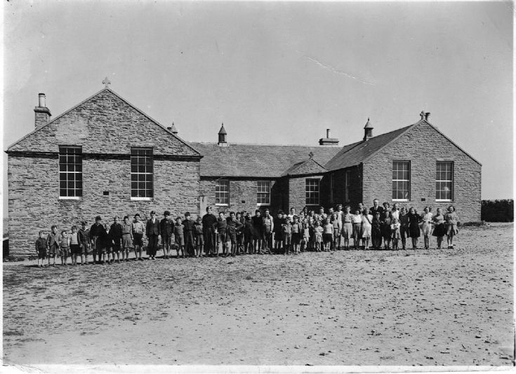 Stronsay Central Scbool 1948 ?