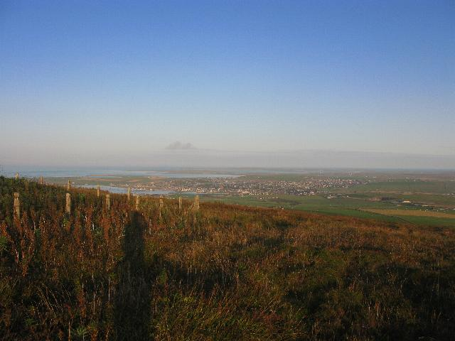 Kirkwall from Wideford Hill 1