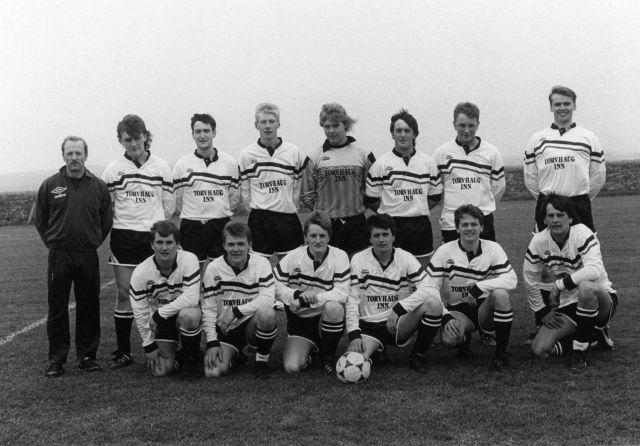 1990 Hotspurs team