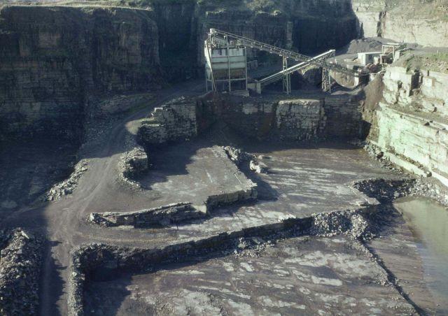 Walliwall Quarry