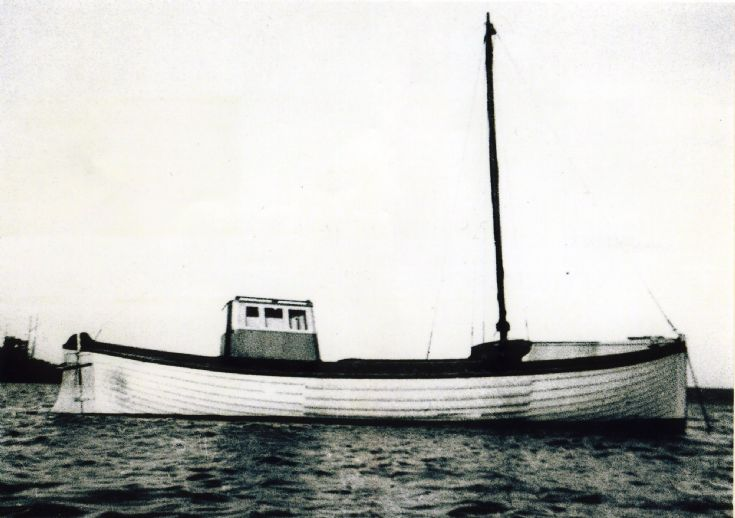 Davy Wilsons old boat.