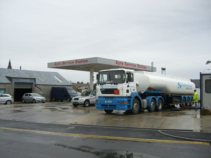 Tanker in the news - two