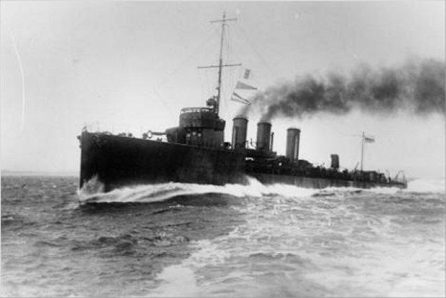 HMS Opal