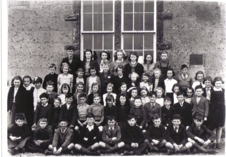 Deerness School 1944