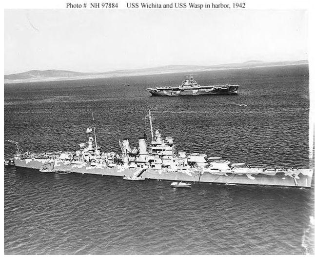 US Ships at Scapa