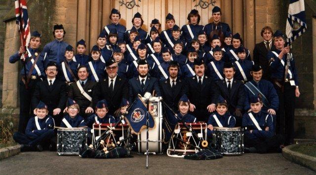 Kirkwall Boys Brigade Company Section