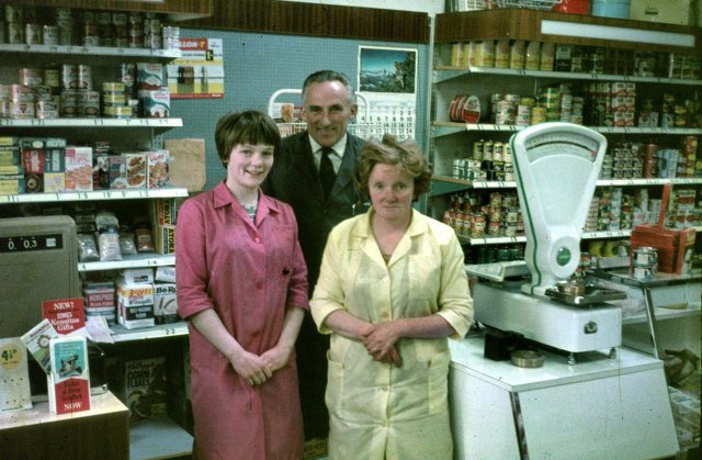 Grocers shop- Wm Shearers