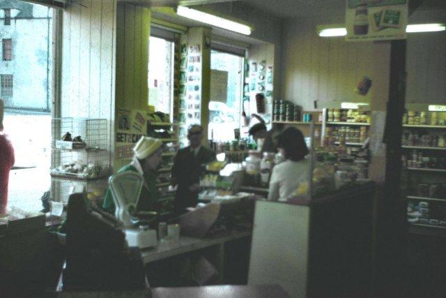 J&W Tait's grocery shop