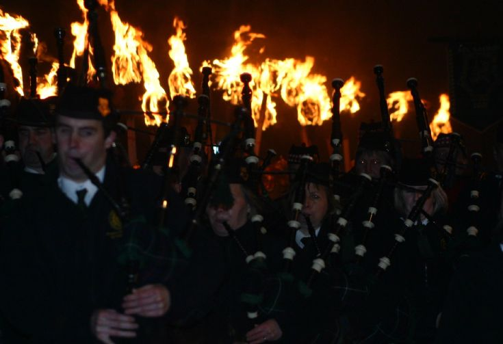 Pipes and Torches